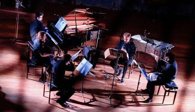 آنسامبل موسیقی معاصر مسکو